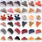 Kyпить Acrylic Banana Grip Hair Claw Hair Clip Girls Hairpin Crab Jaw Clamp Barrette на еВаy.соm