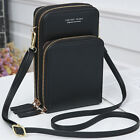 Women Small Cross-body Cell Phone Case Shoulder Bag Pouch Handbag Purse Wallet image