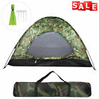 Waterproof 3 Person Camping Tent Portable Shelter Outdoor Hiking Camping US