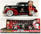 Jada 1939 chevy Master Deluxe Betty Boop Hollywood Rides 1:24 Metals Diecast NIB $28.5 USD on eBay