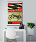 "1951 TRIUMPH Motorcycle Handbook POSTER! - Full Size 24"" x 36"" (or smaller) $22.0 USD on eBay"