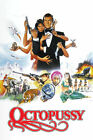 Octopussy 1 Poster Movie Poster Canvas Picture Art Wall Decore £8.0 GBP on eBay