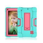 For RCA Voyager 7 Inch Tablet Case Hybrid Rugged Heavy Duty Shockproof Cover