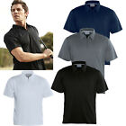 MANS ADULTS GOLF POLO ESSENTIALS POLO POLYESTER BREEZEWAY SHORT SLEEVE GOLF TEE
