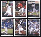 2019 Topps Total Wave 7 Limited Print Pick Your Card #601-700