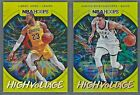 2019-20 Panini NBA Hoops HIGH VOLTAGE Inserts Complete Your Set - You Pick! on eBay