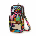 Multi-color Small Cross Body Purse for Womens Shoulder Bag Girls Cell Phone New