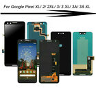 for Google Pixel 2 XL 3 XL 3A XL Nexus S1 LCD Digitizer Touch Screen Replacement