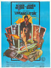 Live and Let Die 3 Movie Poster Canvas Picture Art Wall Decore £4.0 GBP on eBay