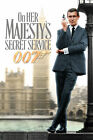 On Her Majesty's Secret Service 4 Movie Poster Canvas Picture Art Wall Decore £4.0 GBP on eBay