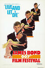 Live and Let Die 2 Poster Canvas Picture Art Wall Decore £63.0 GBP on eBay