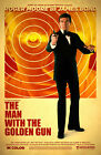 The Man with the Golden Gun 6 Poster Canvas Picture Art Wall Decore £37.0 GBP on eBay