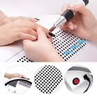 20W Nail Suction Dust Collector Large Nail Art Vacuum Cleaner Machine Decor Tool
