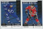 2019-20 Upper Deck Series 1 SHOOTING STARS Inserts Complete Your Set - You Pick $3.98 USD on eBay
