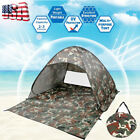 Pop Up Portable Beach Canopy UV Sun Shade Shelter Outdoor Camping Tent NEW US