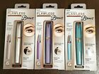 Electric Eyebrow Trimmer For-Flawless Hair Brows Removal Remover LED Light