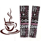 Gold/Pink Open Top Mylar Heat Seal Vacuum Pouches Pure Aluminum Foil Coffee Bags