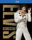 Elvis: Thats the Way It Is (Blu-ray Disc, 2014, 2-Discs/Digi-Book, Special Edit)