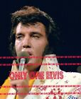 """1973 ELVIS PRESLEY on TELEVISION """"ALOHA FROM HAWAII"""" CONCERT Photo #17"""