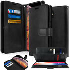 Leather Wallet Flip Card Holder Cover Case for iPhone 11 Pro Max XR XS 8 6 Plus
