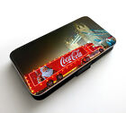 Christmas Truck Coca Cola New Year London Bridge Wallet Leather Phone Case £11.49  on eBay