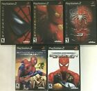 Spider man (Playstation 2) PS2 TESTED