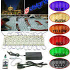 US Super bright 5054 SMD 6 LEDs Module STORE FRONT Lights Strip IP65 Waterproof
