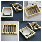 Natural-Bamboo-Wood-Bathroom-Shower-Soap-Tray-Dish-Storage-Holder-Plate-TC