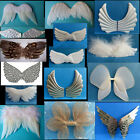 💕 Angel Wings 💕 Doll Making Parts Crafts Bears Accessories U CHOOSE Feather