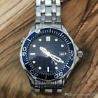 41mm Mens Professional 300m James Bond 007 Blue Dial Sapphire Automatic Watch $129.28 CAD on eBay