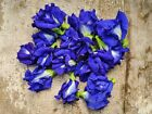100% Pure Natural Dried Butterfly Pea Tea, Blue Flowers Tea Healthy Drink