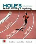 Hole s Human Anatomy And Physiology 15th Edition Textbook  hardcover  2019
