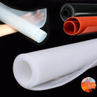Red Black White High Temp Soft Silicone Rubber Sheet Mat Gasket 1mm 2/3/4/5/6mm
