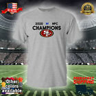 NFC Champions 2020 San Francisco 49ers NFL Shirt Unisex Men Women 002