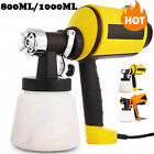 Electric Paint Sprayer Hand Held Spray Gun Painter Painting House Wagner 600W