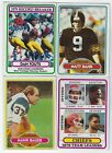 1980 Topps Football 1st Part #1-200 Complete Your Set - You Pick! $1.88 USD on eBay