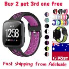 For Fitbit Versa /2 /lite/ Se Band Silicone Strap Wristband Replacement Sports