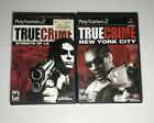 Playstation 2 games PS2. TESTED Pick from True Crime, Transformers,  Tiger woods