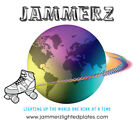 Jammerz Colored Toe Plugs old school plates 5/16 riedell speed skate Jam plugs