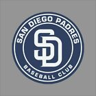 San Diego Padres MLB Team Pro Sports Vinyl Sticker Decal Car Window Wall on Ebay