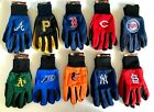 MLB SPORT UTILITY WORK PLAY BASEBALL GLOVES NO SLIP GRIP ADULT - PICK YOUR TEAM on Ebay