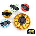 GOLD FCR 1/4 Quick Lock Gas Fuel Cap For Triumph Rocket III 04 05 06 07 08 09 $55.86 USD on eBay