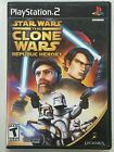 Star Wars games (Playstation 2) Ps2 TESTED