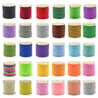 120 130m/roll Polyester Craft Cords Jewelry Beading Thread Bracelet String 0.8mm