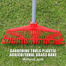 More images of 26 Teeth Non-toxic Gardening Tools Cleaning Replacement Agricultural Grass Rake