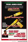 """MAN WITH THE GOLDEN GUN James Bond 007 ASSEMBLE = MOVIE POSTER 10 Sizes 18""""-5 FT $62.88 CAD on eBay"""