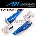 CNC Front 25mm Extension Foot Pegs Fit Triumph Speed Triple 1050 R Daytona 955i $53.01 USD on eBay