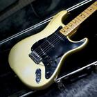 Used Fender Usa 25Th Anniversary Stratocaster Silver *Zav894 for sale