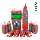 NF-388 LCD Display Network LAN Cable Tester Wire Tracker Tracer Length RJ45 RJ11