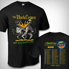 Black Crowes Tour 2020 Shirt Merch Concert T-Shirt 2 Side Tee image